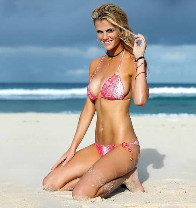 Brooklyn Decker is listed (or ranked) 1 on the list The Hottest Models Who Are Actresses