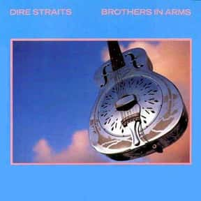 Brothers in Arms is listed (or ranked) 21 on the list The Greatest Guitar Rock Albums of All Time