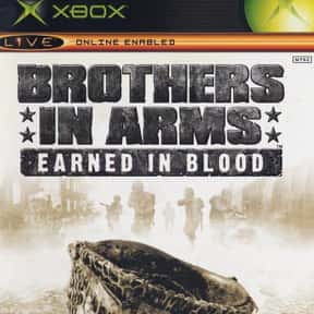 Brothers in Arms: Earned in Bl is listed (or ranked) 18 on the list The Best Video Games Set In WW2