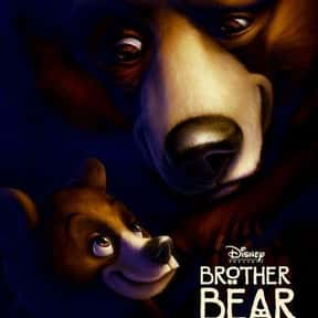 Brother Bear is listed (or ranked) 13 on the list The Best Disney Movies Starring Animals