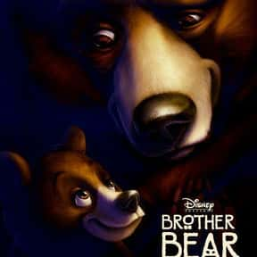 Brother Bear is listed (or ranked) 22 on the list Animated Movies That Make You Cry the Most