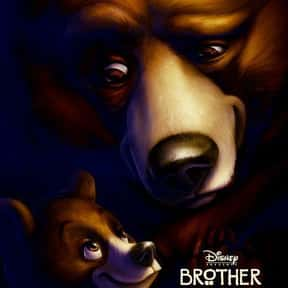 Brother Bear is listed (or ranked) 12 on the list The Best Disney Movies About Grief
