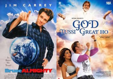 Bruce Almighty (2003)/God Tussi Great Ho (2008)