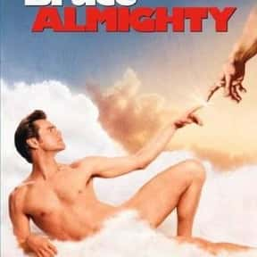 Bruce Almighty is listed (or ranked) 20 on the list The Funniest Movies of the 2000s
