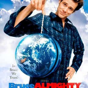 Bruce Almighty is listed (or ranked) 23 on the list The Best PG-13 Comedies of All Time