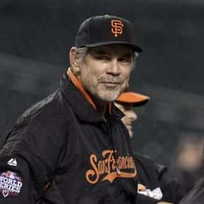 Bruce Bochy is listed (or ranked) 21 on the list Famous People Named Bruce