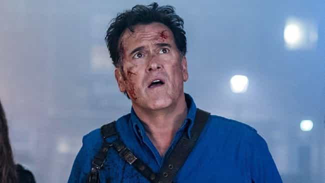 Bruce Campbell is listed (or ranked) 2 on the list What Horror Actors Think Of Their Characters