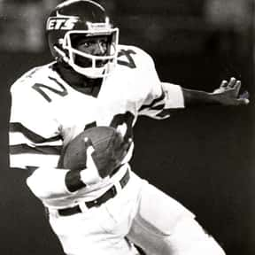 Bruce Harper is listed (or ranked) 17 on the list The Best New York Jets Running Backs of All Time