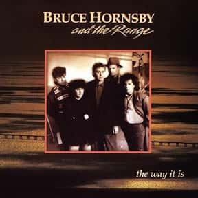 Bruce Hornsby & The Range is listed (or ranked) 17 on the list Famous People Named Bruce