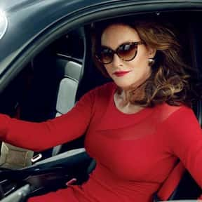 Caitlyn Jenner is listed (or ranked) 8 on the list The Most Immature Adult Celebs