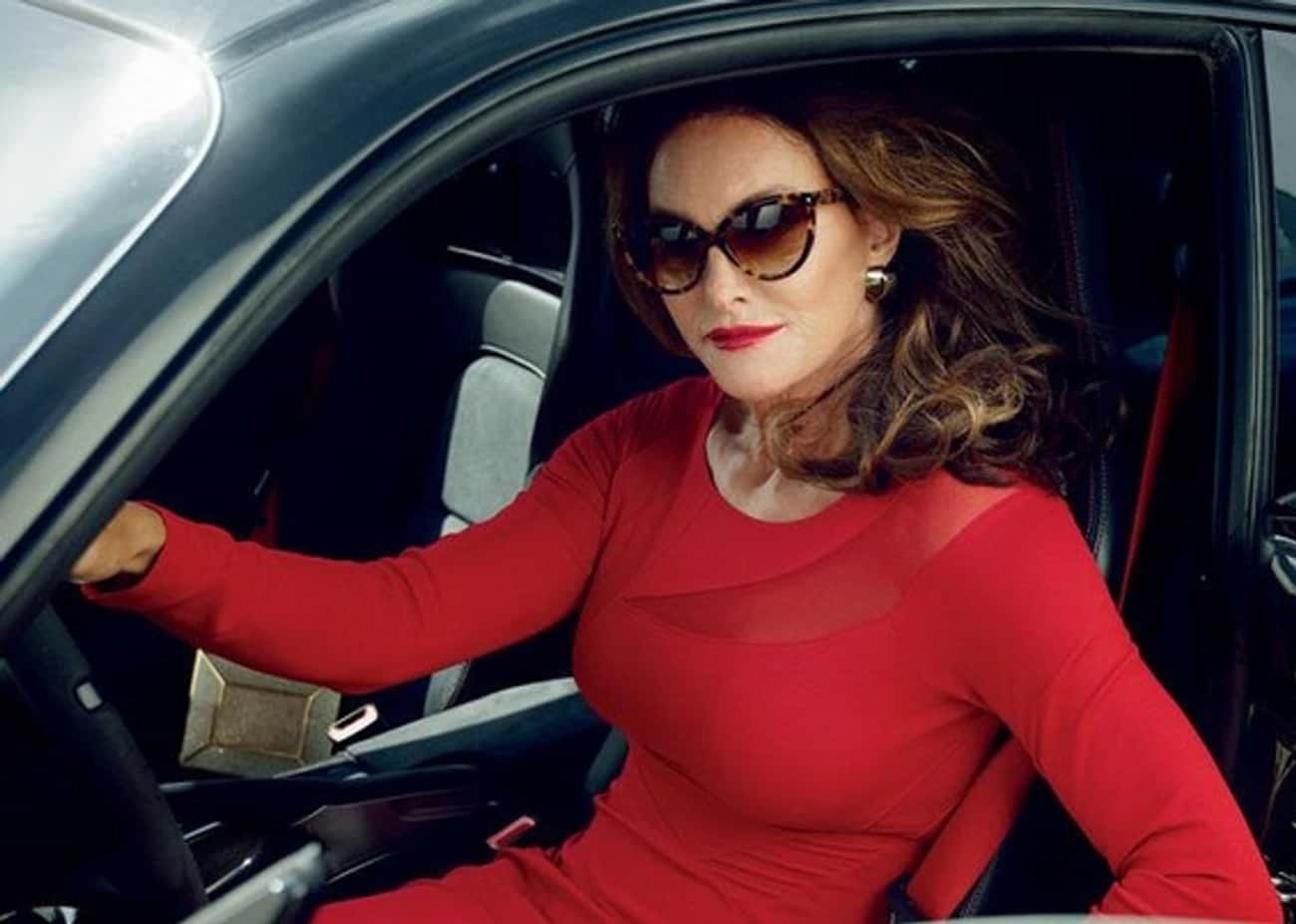 Caitlyn Jenner is listed (or ranked) 2 on the list Famous People Who Are Asexual