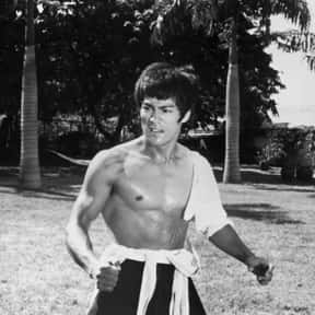 Bruce Lee is listed (or ranked) 21 on the list The Greatest Entertainers of All Time