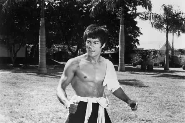 Bruce Lee is listed (or ranked) 4 on the list Famous Male Film Directors