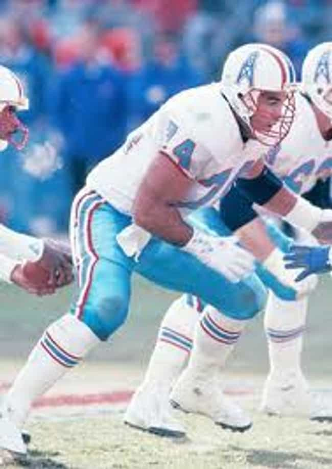 Bruce Matthews is listed (or ranked) 2 on the list The Greatest Houston Oilers of All Time