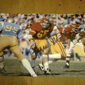 Bruce Matthews is listed (or ranked) 8 on the list The Best USC Trojans Players of All Time