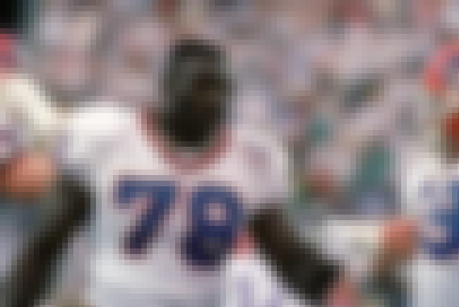 Bruce Smith is listed (or ranked) 2 on the list All Time Greatest NFL Defensive Ends