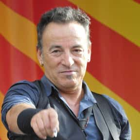 Bruce Springsteen is listed (or ranked) 13 on the list American Public Figures Who Are National Treasures