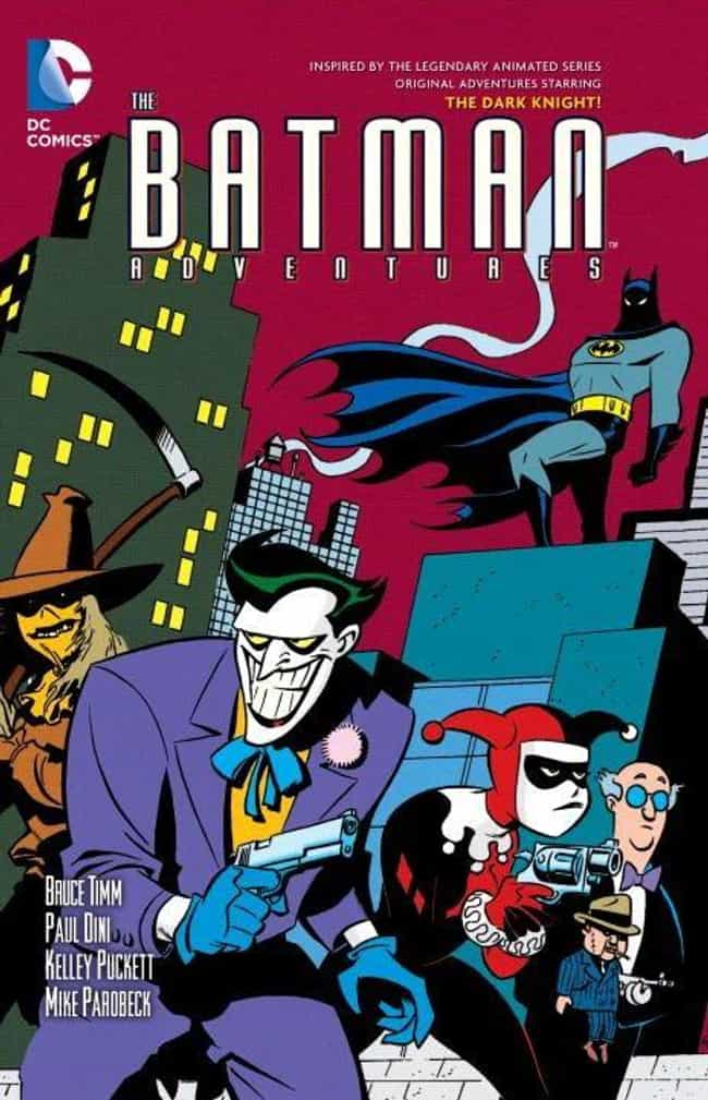 Bruce Timm is listed (or ranked) 4 on the list The Greatest Batman Artists of All Time