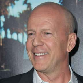 Bruce Willis is listed (or ranked) 14 on the list Celebrity Men Over 60 You Wouldn't Mind Your Mom Dating