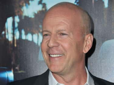 Bruce Willis is listed (or ranked) 2 on the list Famous Male Musicians