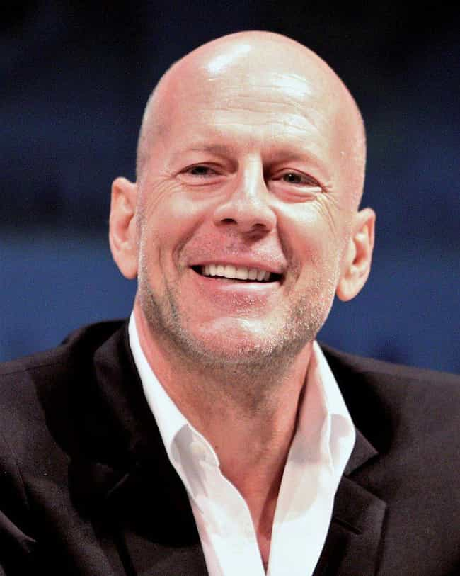 Bruce Willis is listed (or ranked) 4 on the list 23 Famous Dads Who Only Have Daughters