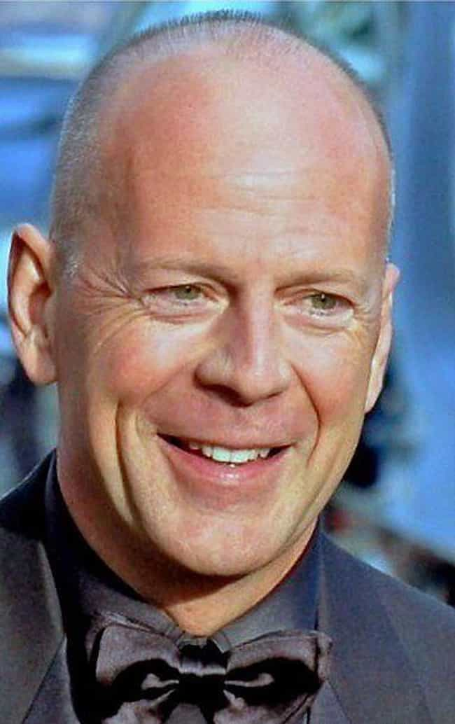 Bruce Willis is listed (or ranked) 8 on the list 32 Famous People of German Descent