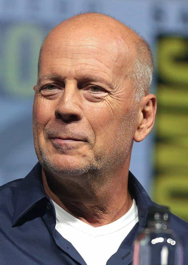 Bruce Willis is listed (or ranked) 3 on the list The Most Notoriously Difficult Actors to Work With