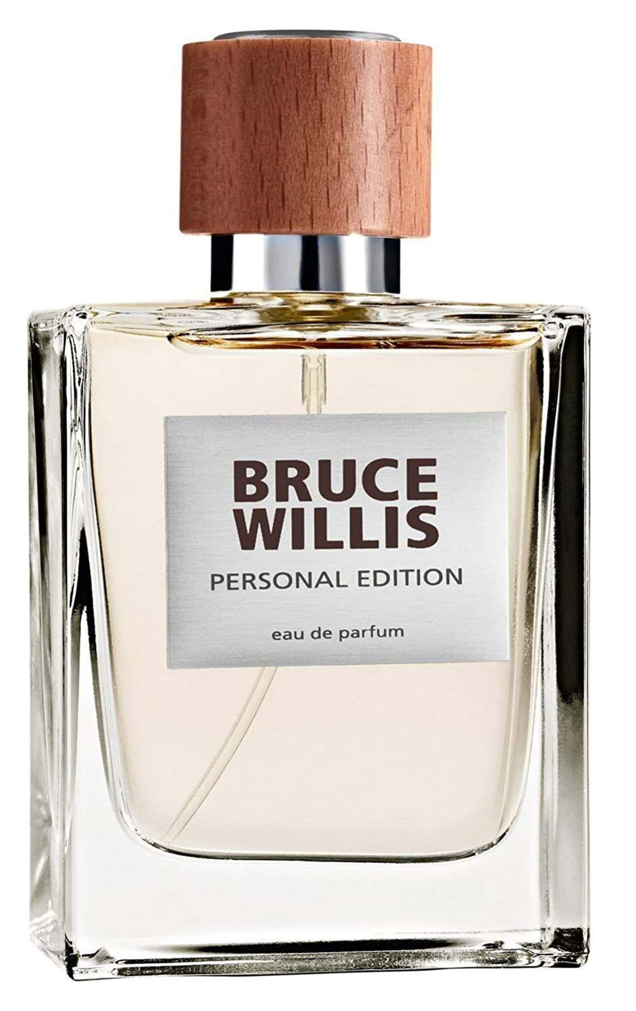 Bruce Willis - Bruce Willis Pe is listed (or ranked) 2 on the list Celebrities You Never Knew Had A Fragrance
