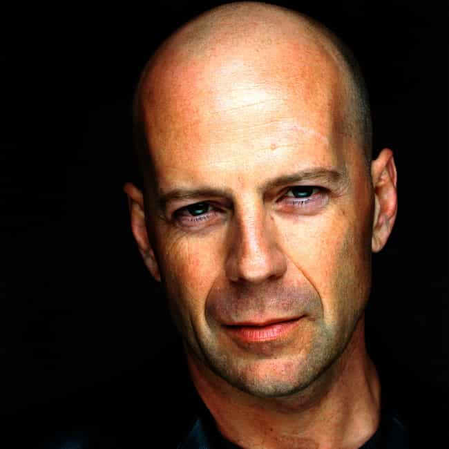 Bruce Willis is listed (or ranked) 1 on the list 23 Celebrities Who Were Born on Military Bases
