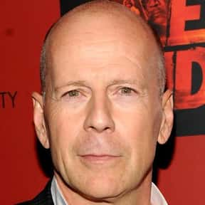 Bruce Willis is listed (or ranked) 12 on the list Golden Apple Sour Apple Award Winners