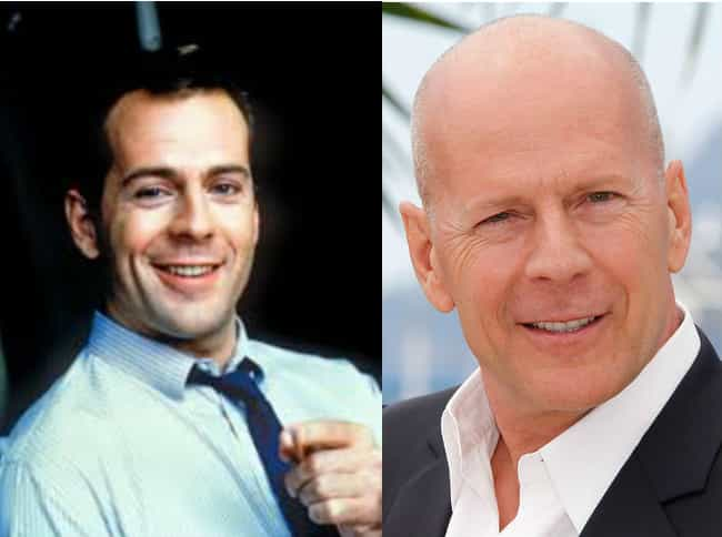 Bruce Willis is listed (or ranked) 3 on the list Celebrities Turning 60 in 2015