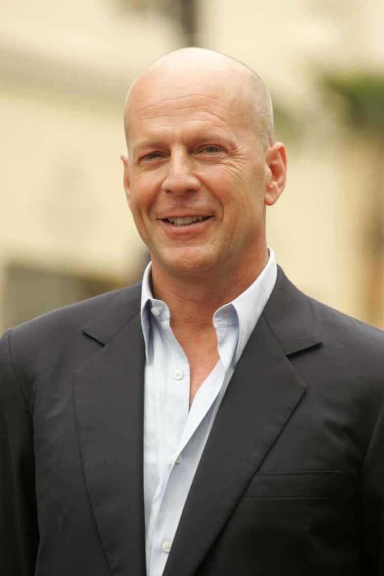 Bruce Willis and Sky Broadband