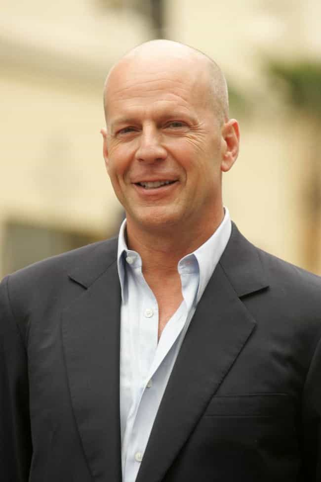 Bruce Willis is listed (or ranked) 4 on the list American Celebrities Who Grew Up Abroad