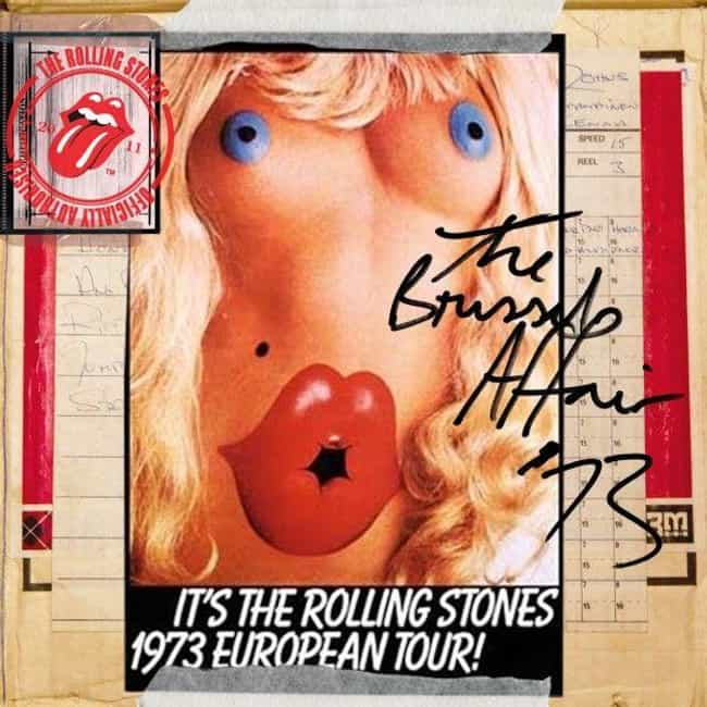 Brussels Affair is listed (or ranked) 2 on the list The Best Rolling Stones Live Albums, Ranked