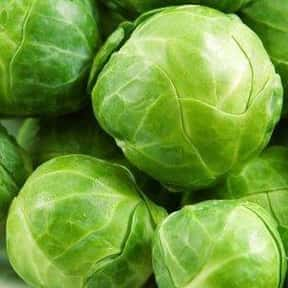Brussel Sprouts is listed (or ranked) 20 on the list The Vegetables Nobody Wants to Eat