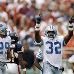 Bryant Westbrook is listed (or ranked) 6 on the list The Best Detroit Lions Cornerbacks Of All Time