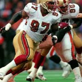 Bryant Young is listed (or ranked) 13 on the list List of Famous Football Offensive tackles
