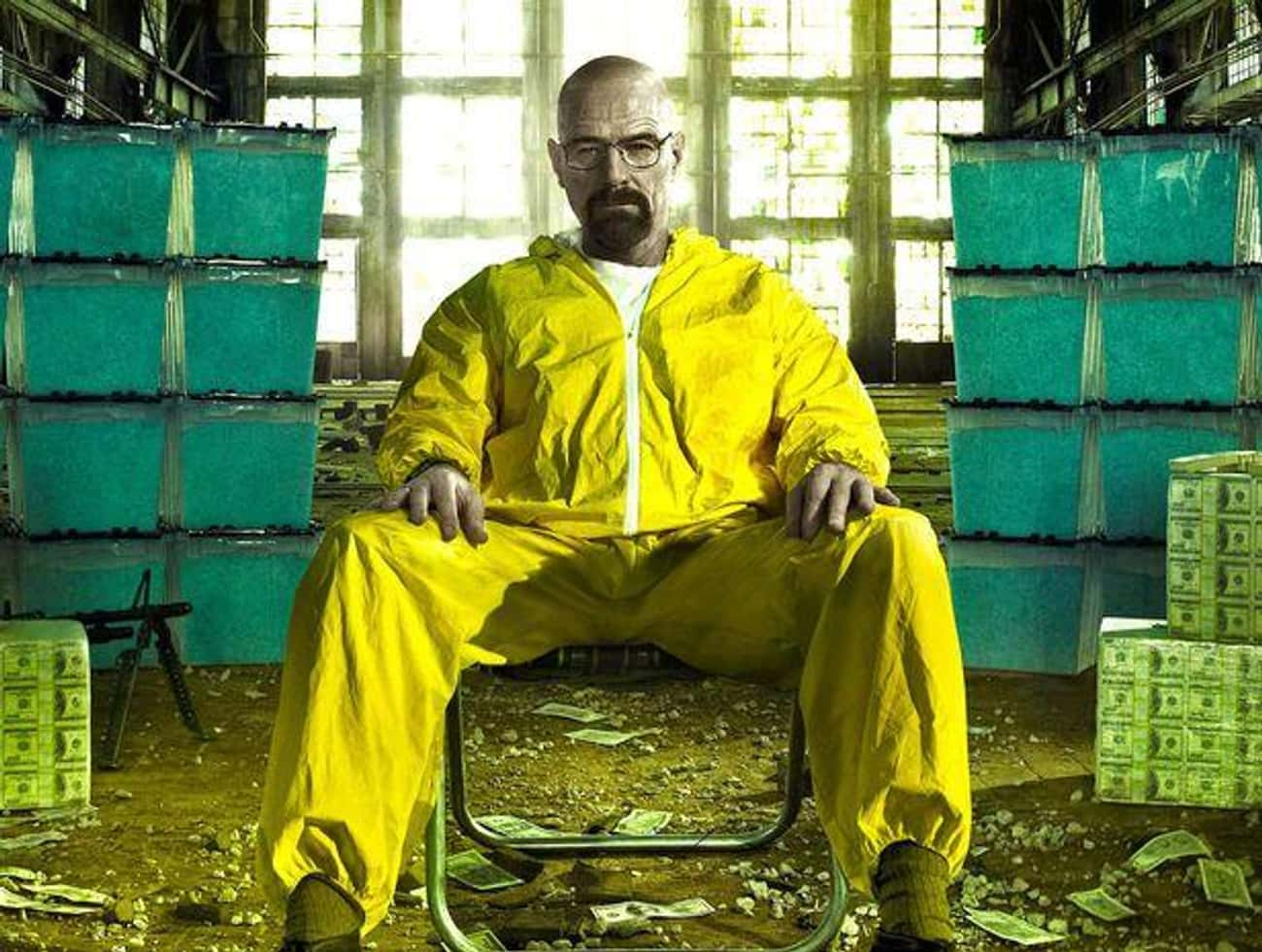 Bryan Cranston's Masterful Turn As Walter White Almost Went To Matthew Broderick And John Cusack