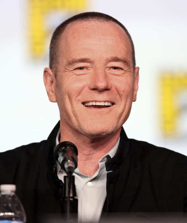 Bryan Cranston is listed (or ranked) 4 on the list The Top Actors Who Should Play J. Jonah Jameson