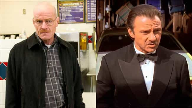 Bryan Cranston is listed (or ranked) 4 on the list Who Would Star In 'Pulp Fiction' If It Were Remade Today?