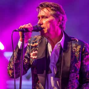 Bryan Ferry is listed (or ranked) 4 on the list Famous Newcastle University Alumni