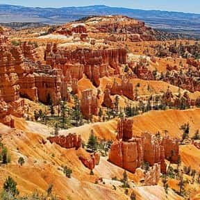 Bryce Canyon National Park is listed (or ranked) 8 on the list The Best National Parks in the USA