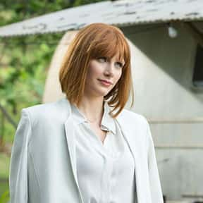 Bryce Dallas Howard is listed (or ranked) 10 on the list The Most Attractive Redheads Ever