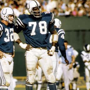 Bubba Smith is listed (or ranked) 20 on the list The Best Indianapolis Colts of All Time
