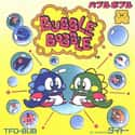 Bubble Bobble is listed (or ranked) 27 on the list The Best Classic Arcade Games