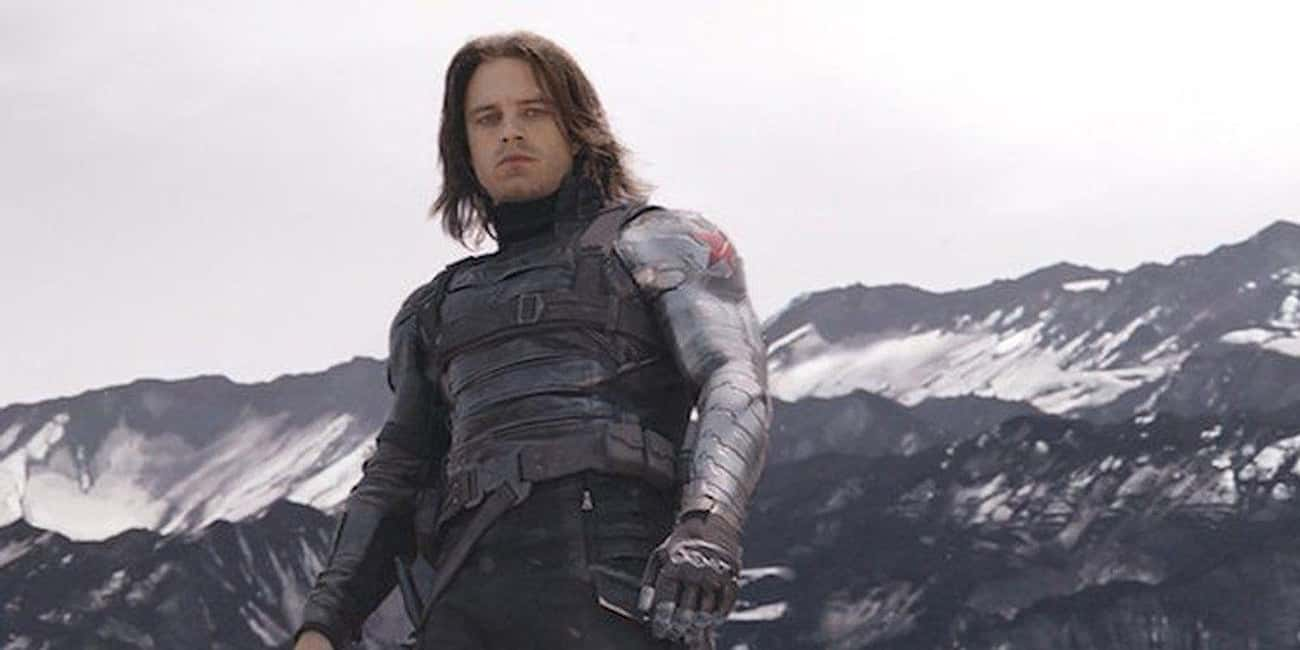The Winter Soldier: 10 characters who also their limbs