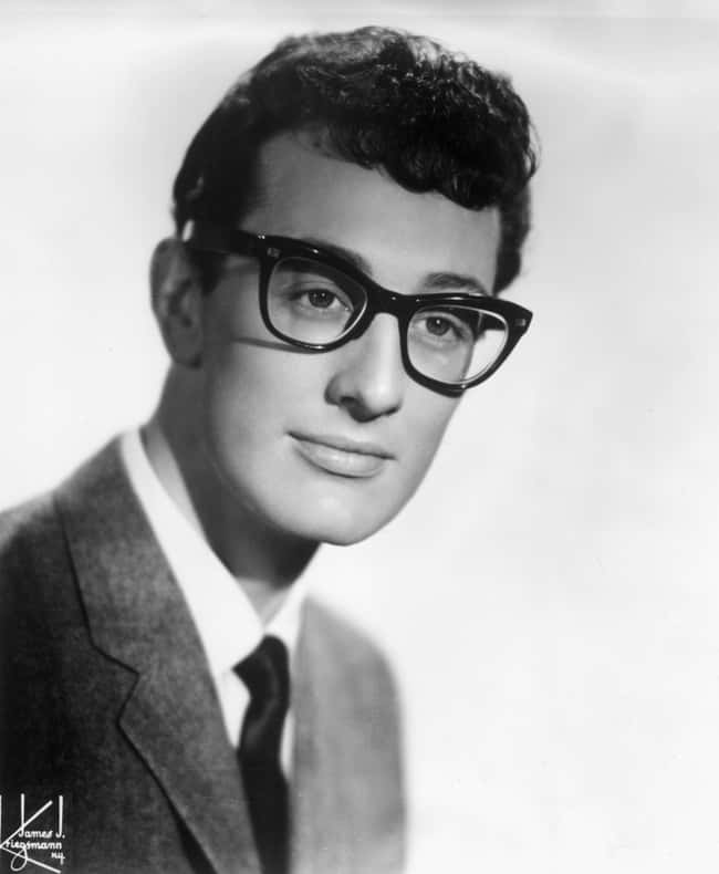 Buddy Holly is listed (or ranked) 24 on the list 29 Famous People (Allegedly) Killed by the Illuminati