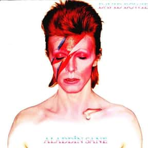 Aladdin Sane is listed (or ranked) 14 on the list The Best David Bowie Songs of All Time
