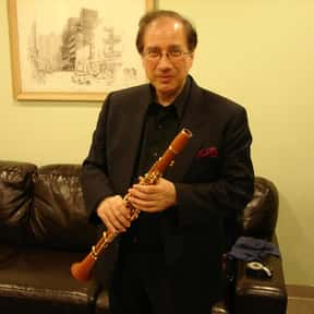 Charles Neidich is listed (or ranked) 12 on the list List of Famous Clarinetists