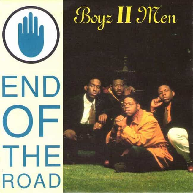 End of the Road is listed (or ranked) 4 on the list Classic Songs That Youngsters Don't Know Came From Movies
